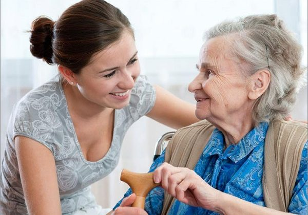 What is the  Eldercare Conversation?