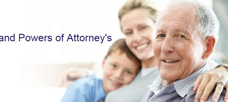 Key Points for Wills and Powers of Attorney's